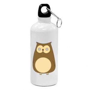 Bidon turystyczny Owl with big eyes