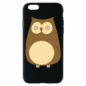 Etui na iPhone 6/6S Owl with big eyes