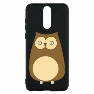 Etui na Huawei Mate 10 Lite Owl with big eyes