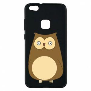 Etui na Huawei P10 Lite Owl with big eyes