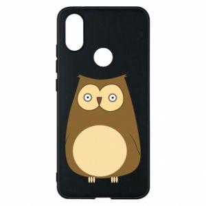 Etui na Xiaomi Mi A2 Owl with big eyes