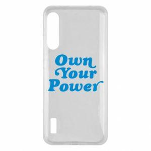 Etui na Xiaomi Mi A3 Own your power