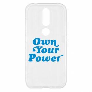 Etui na Nokia 4.2 Own your power