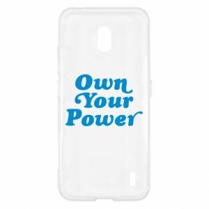 Etui na Nokia 2.2 Own your power