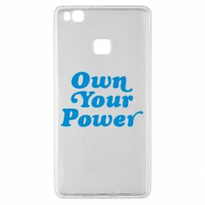 Etui na Huawei P9 Lite Own your power