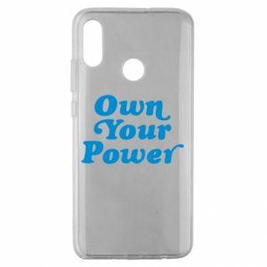 Etui na Huawei Honor 10 Lite Own your power