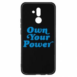 Etui na Huawei Mate 20 Lite Own your power
