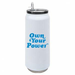Puszka termiczna Own your power