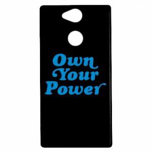 Etui na Sony Xperia XA2 Own your power