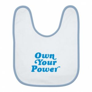 Bib Own your power