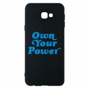 Phone case for Samsung J4 Plus 2018 Own your power