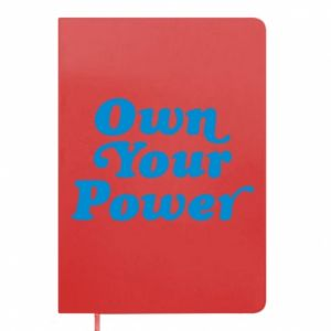 Notes Own your power
