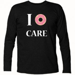 Long Sleeve T-shirt Donut
