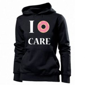 Women's hoodies Donut