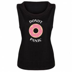 Women's t-shirt Donut