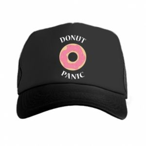 Trucker hat Donut