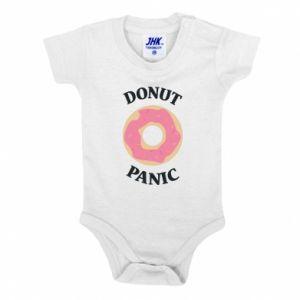 Baby bodysuit Donut