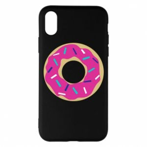 iPhone X/Xs Case Donut
