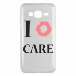 Phone case for Samsung J3 2016 Donut