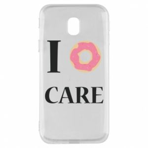 Phone case for Samsung J3 2017 Donut