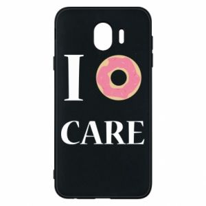 Phone case for Samsung J4 Donut