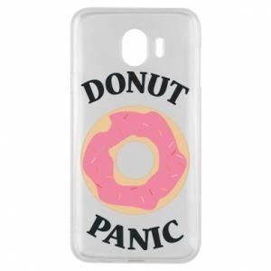 Samsung J4 Case Donut