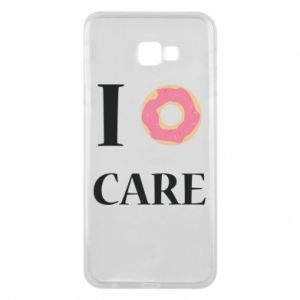 Phone case for Samsung J4 Plus 2018 Donut
