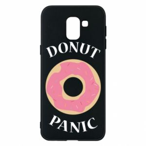 Samsung J6 Case Donut
