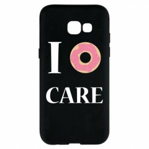 Phone case for Samsung A5 2017 Donut