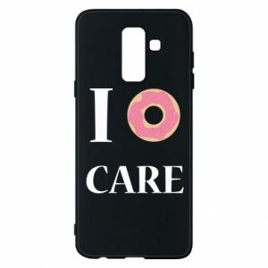 Phone case for Samsung A6+ 2018 Donut