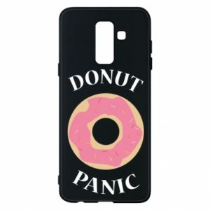 Samsung A6+ 2018 Case Donut