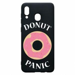 Samsung A20 Case Donut