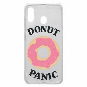 Samsung A30 Case Donut