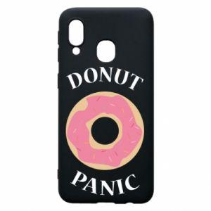 Samsung A40 Case Donut
