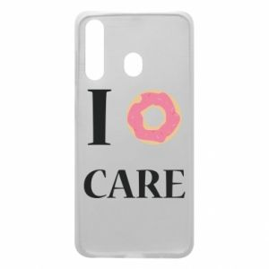 Phone case for Samsung A60 Donut