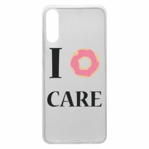 Phone case for Samsung A70 Donut