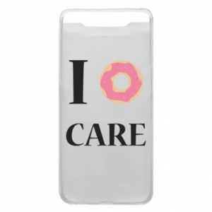 Phone case for Samsung A80 Donut