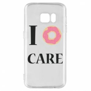 Phone case for Samsung S7 Donut