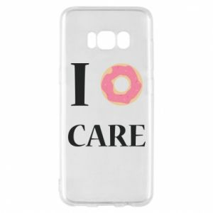 Phone case for Samsung S8 Donut