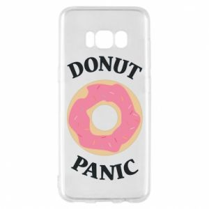 Samsung S8 Case Donut