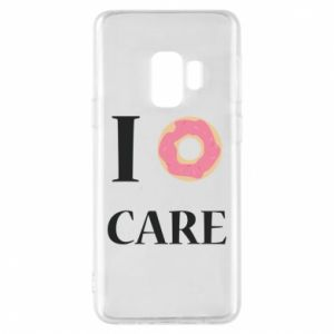 Phone case for Samsung S9 Donut