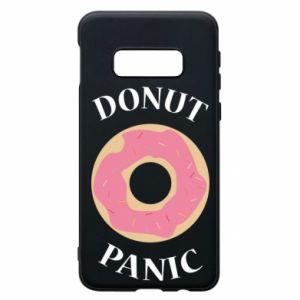 Samsung S10e Case Donut