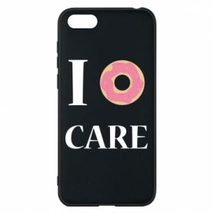 Phone case for Huawei Y5 2018 Donut