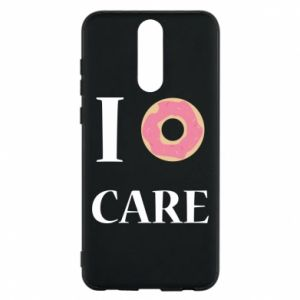 Phone case for Huawei Mate 10 Lite Donut