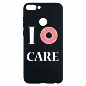 Phone case for Huawei P Smart Donut