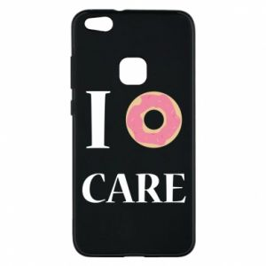 Phone case for Huawei P10 Lite Donut