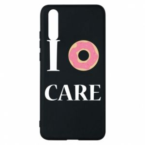 Phone case for Huawei P20 Donut