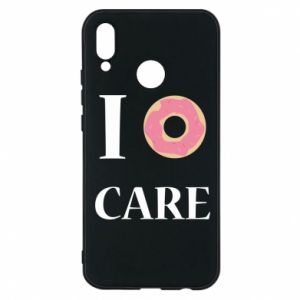 Phone case for Huawei P20 Lite Donut