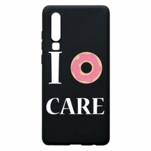 Phone case for Huawei P30 Donut