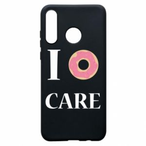 Phone case for Huawei P30 Lite Donut